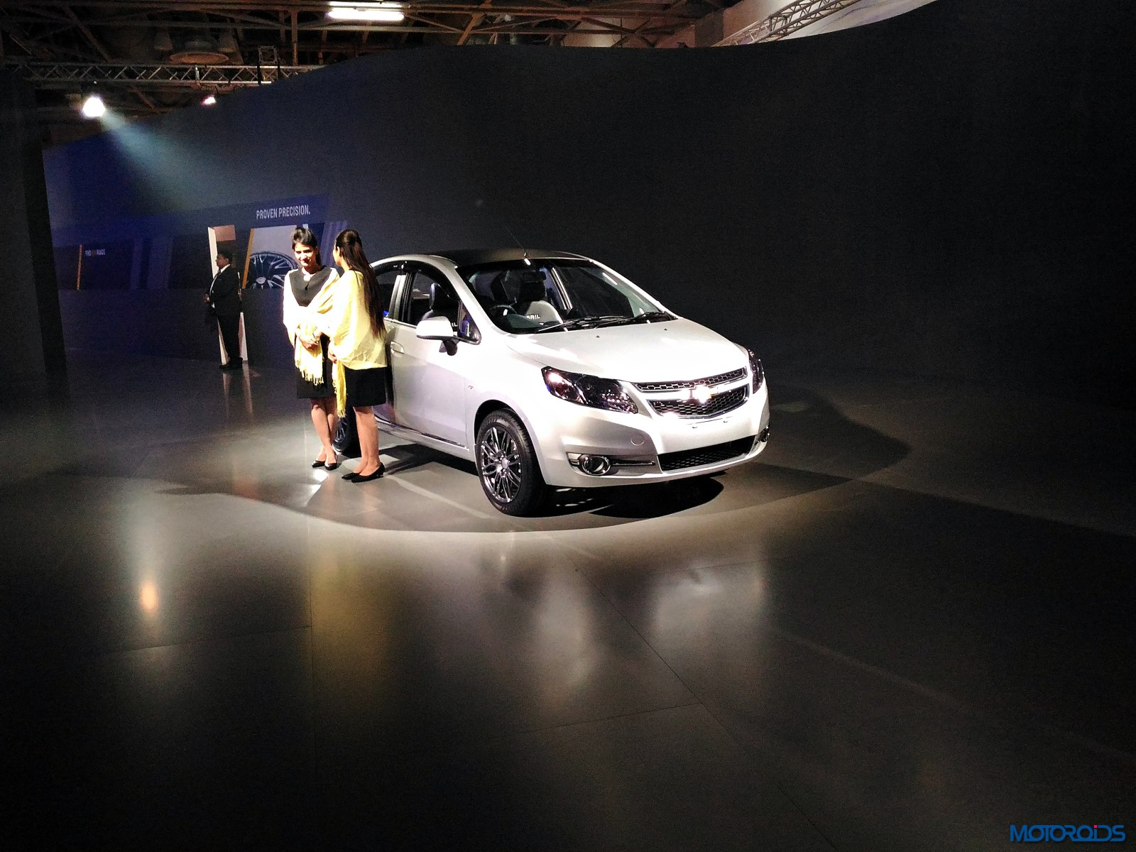 Chevrolet SAIL special edition Auto Expo 2016