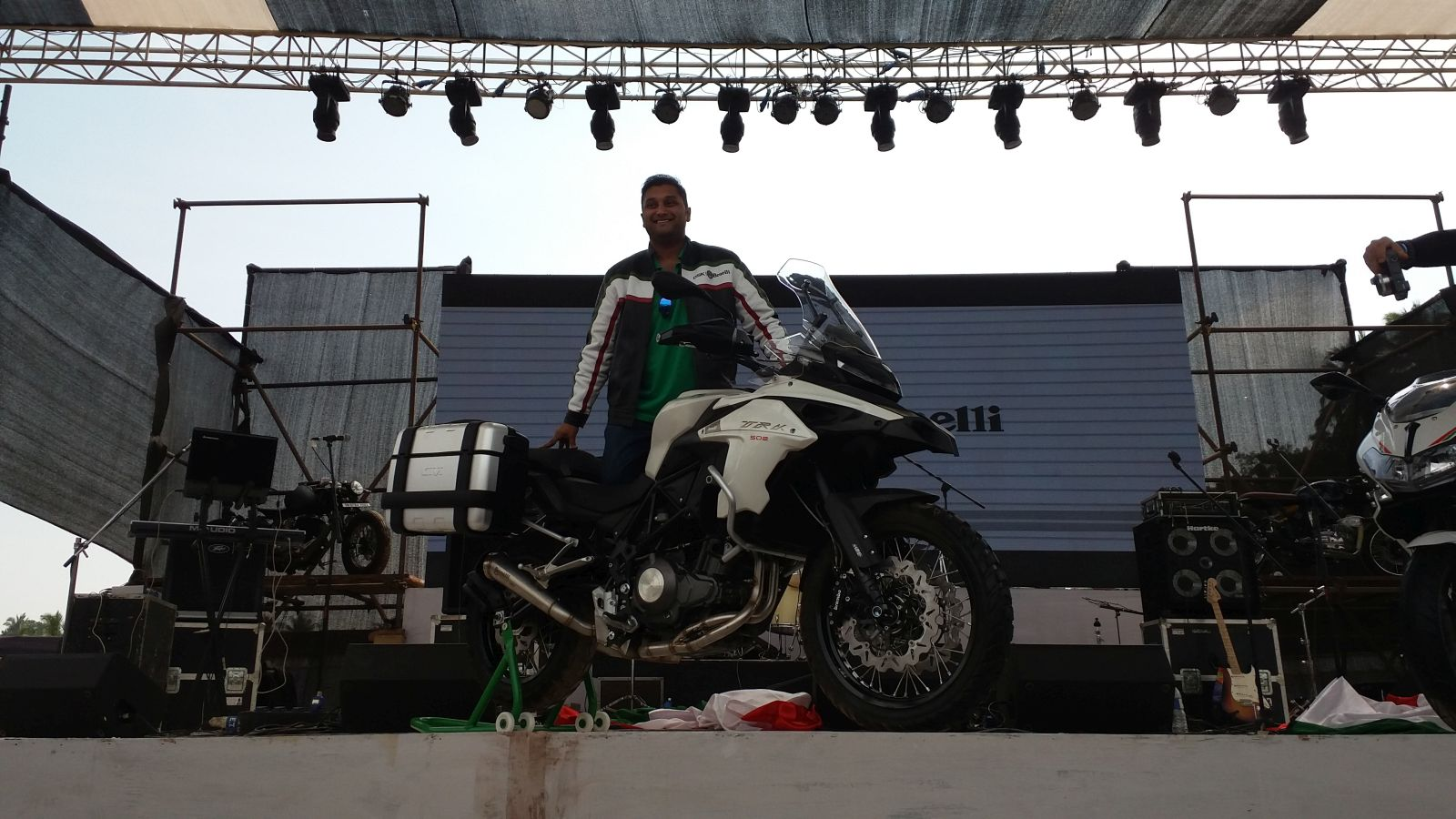 DSK Motowheels - Benelli at IBW 2016 (3)