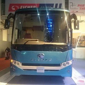 Auto Expo 2016 : Eicher Trucks and Buses Unveils New Products