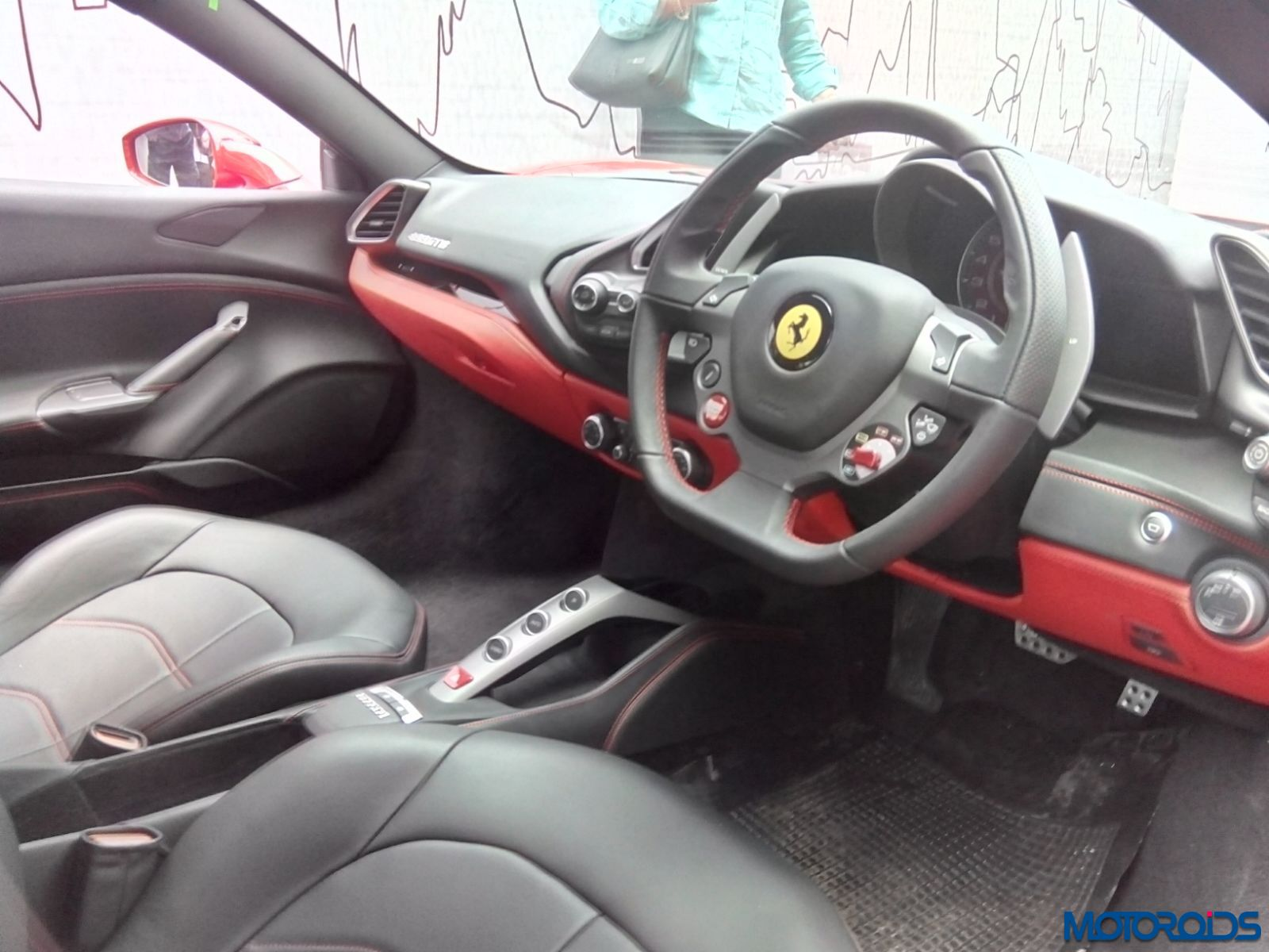 Ferrari 488 GTB mumbai launch (15)