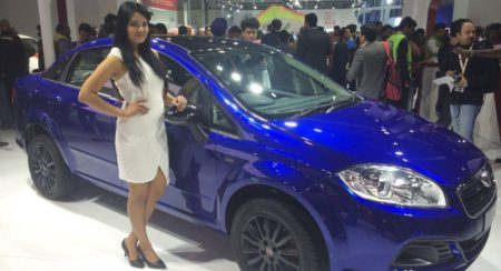 Fiat Linea 125S Auto Expo 2016 (4)
