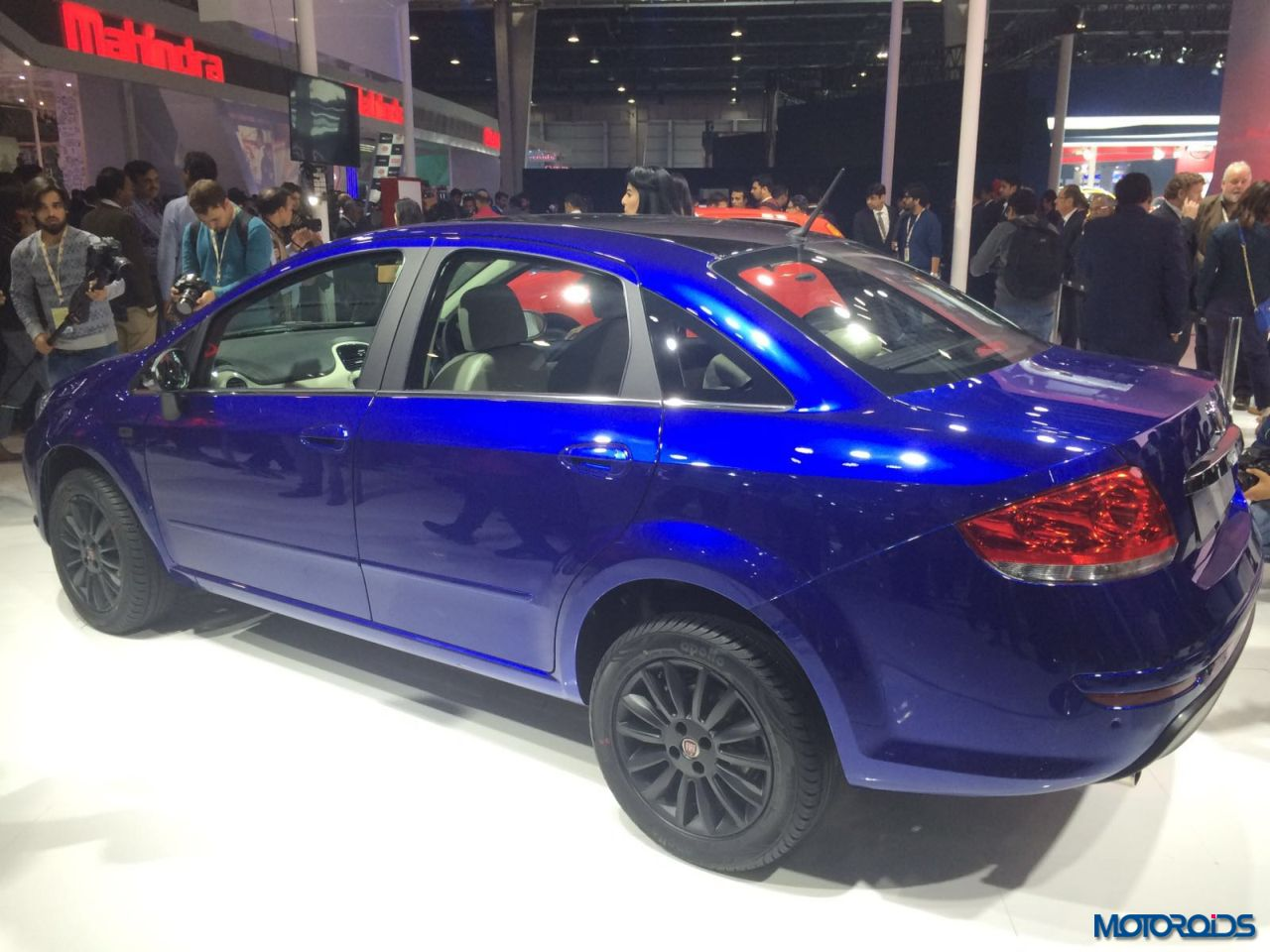Fiat Linea 125S Auto Expo 2016 (9)