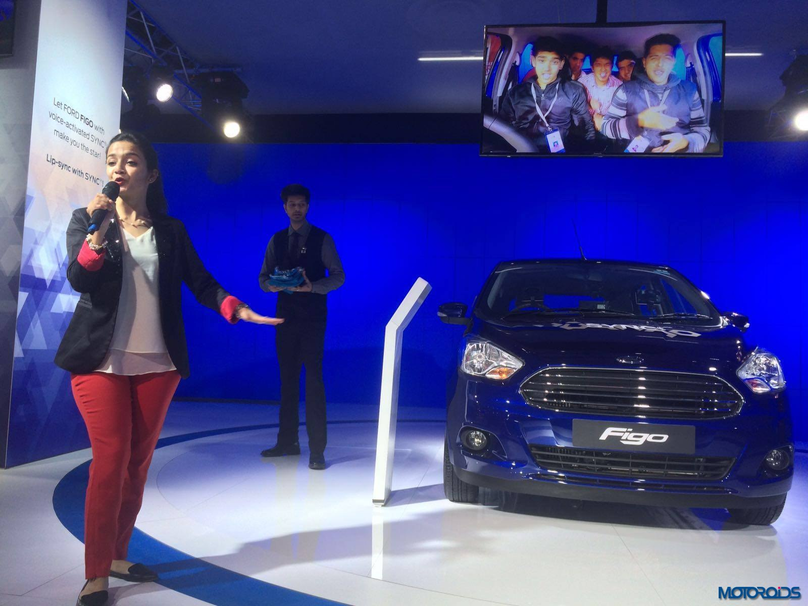 Ford India at Auto Expo 2016 (8)