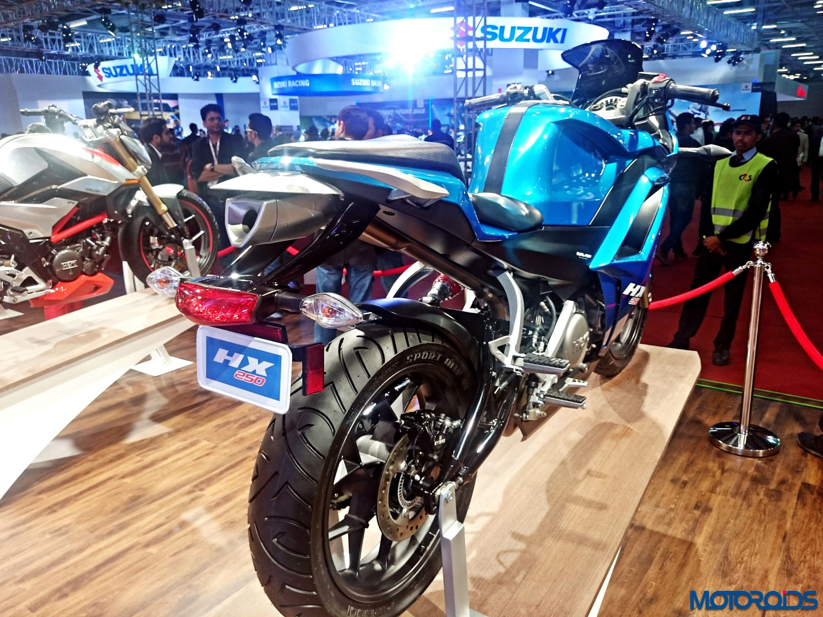 Hero HX25 - Auto Expo 2016 (6)
