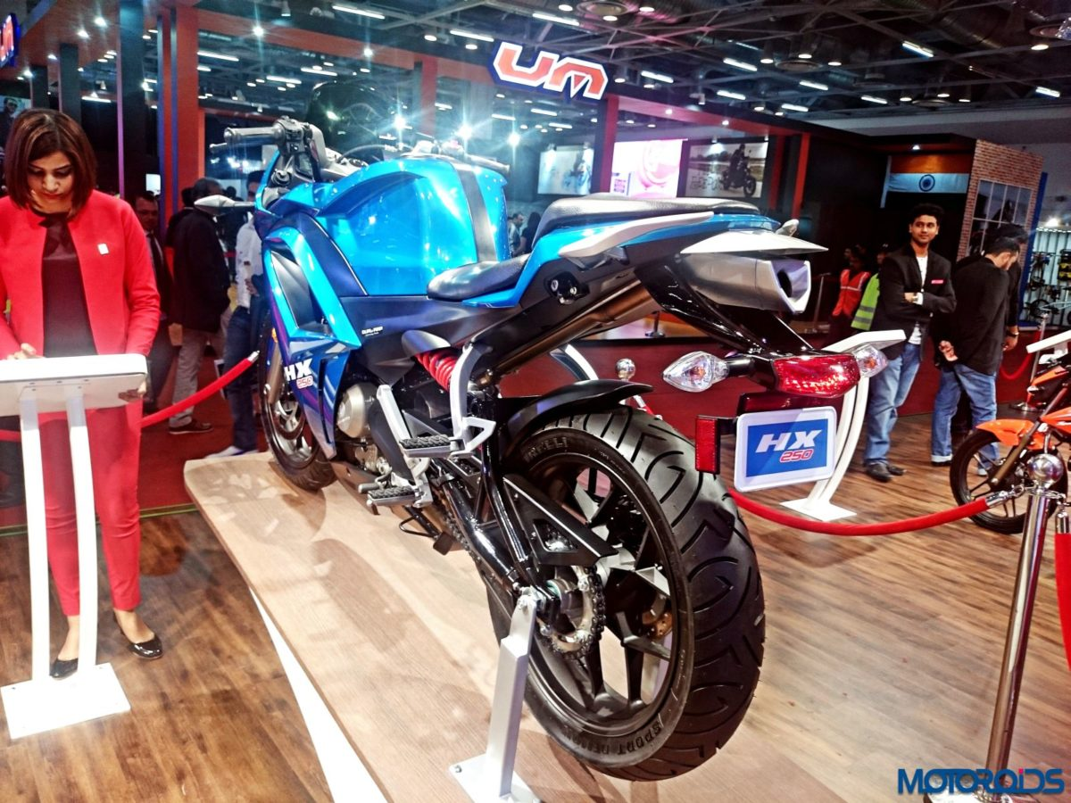 Hero HX25 – Auto Expo 2016 (7)