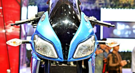 Hero HX250 - 2016 Auto Expo - New Images (5)