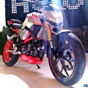 Hero MotoCorp XF3R Concept Auto Expo 2016 17 180x180 Auto Expo 2016: Does the Hero XF3R Concept impress?