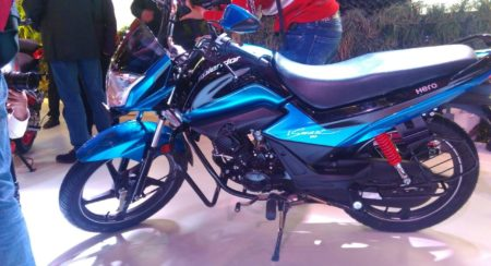 Hero Splendor iSmart 110 (2)