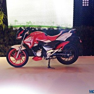 Auto Expo 2016: All new Hero Xtreme 200 S unveiled – Details, images, tech specs and video