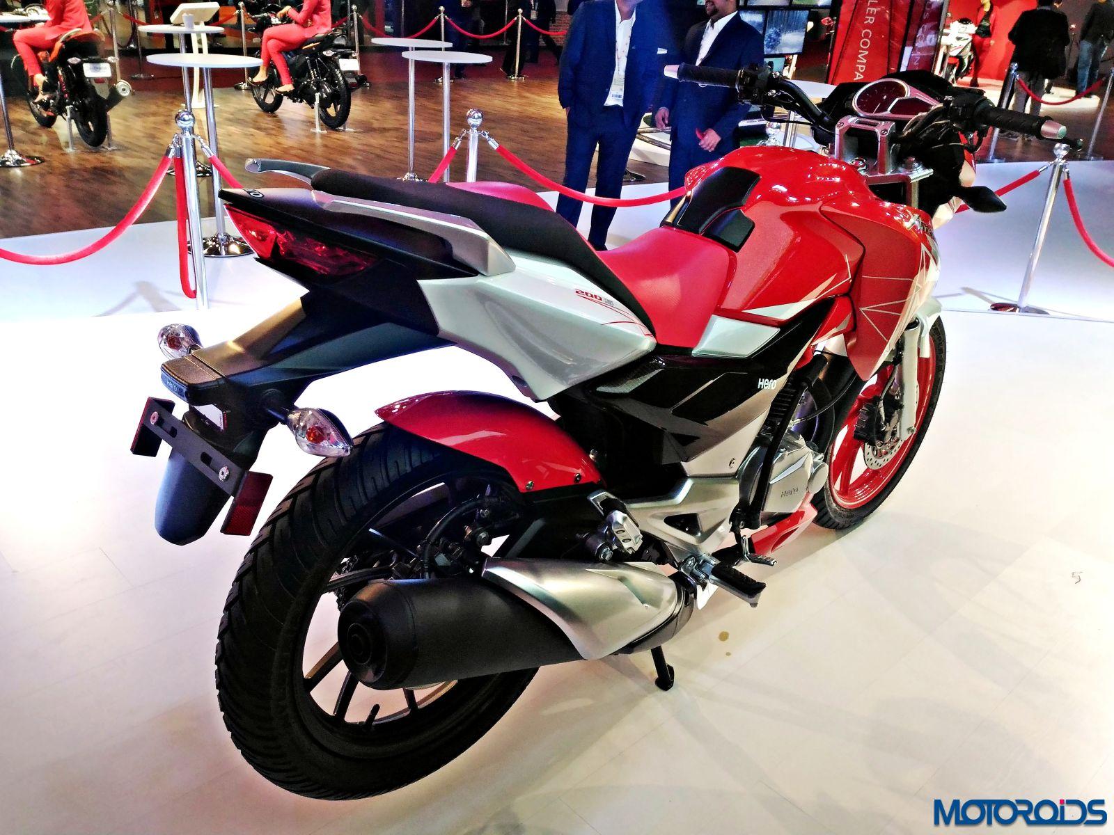 Hero Xtreme 200 S - Auto Expo 2016 (2)