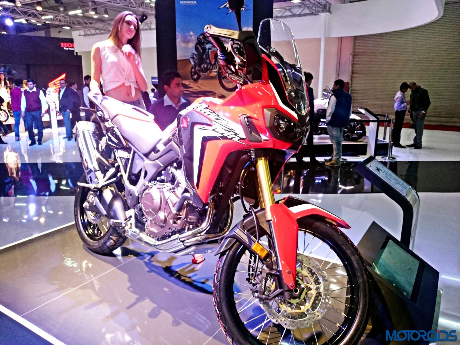 Honda Africa Twin - Auto Expo 2016 (7)