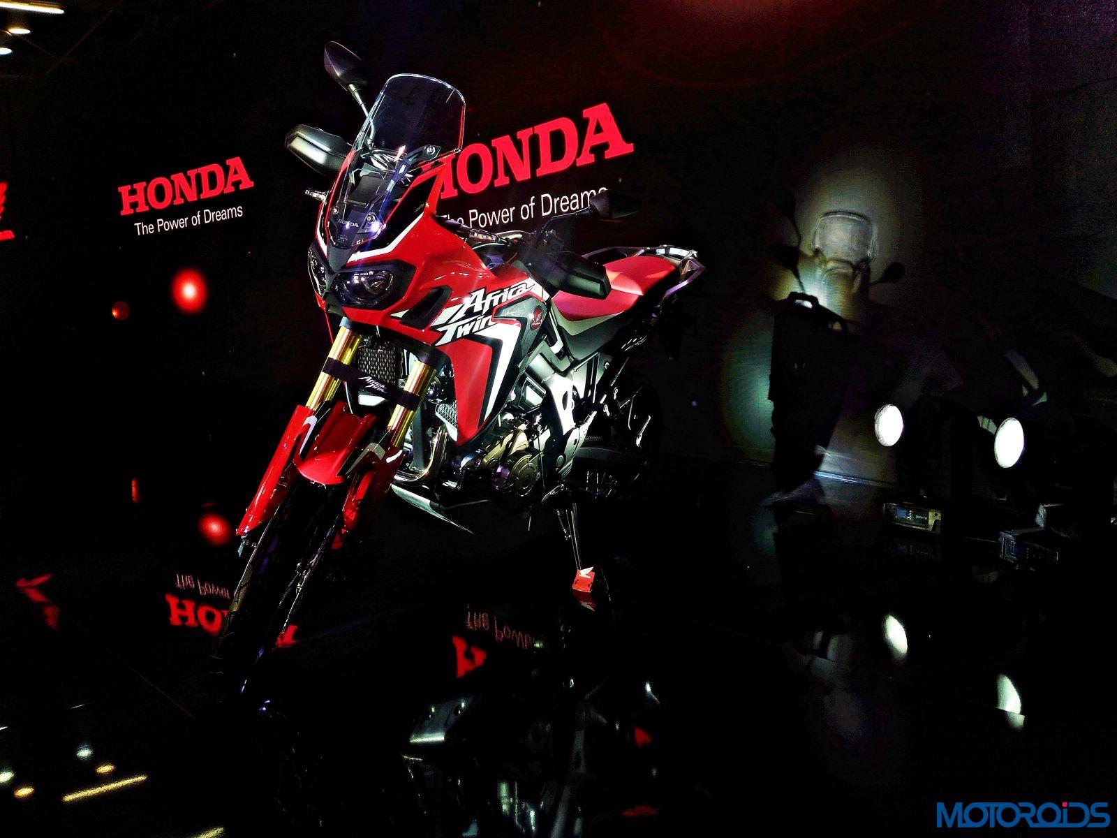 Honda Africa Twin - Auto Expo 2016 (8)