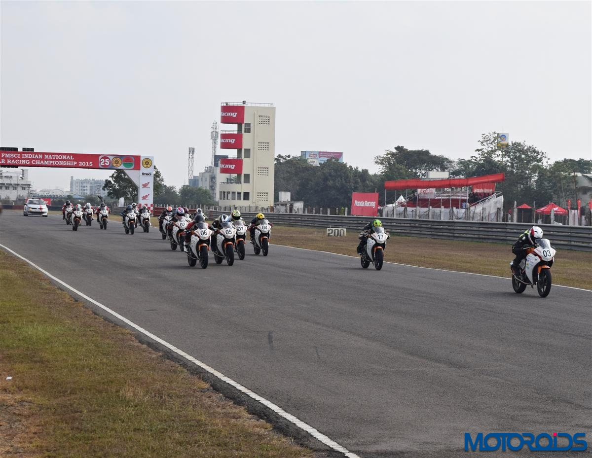 Honda All Ladies Race 2015