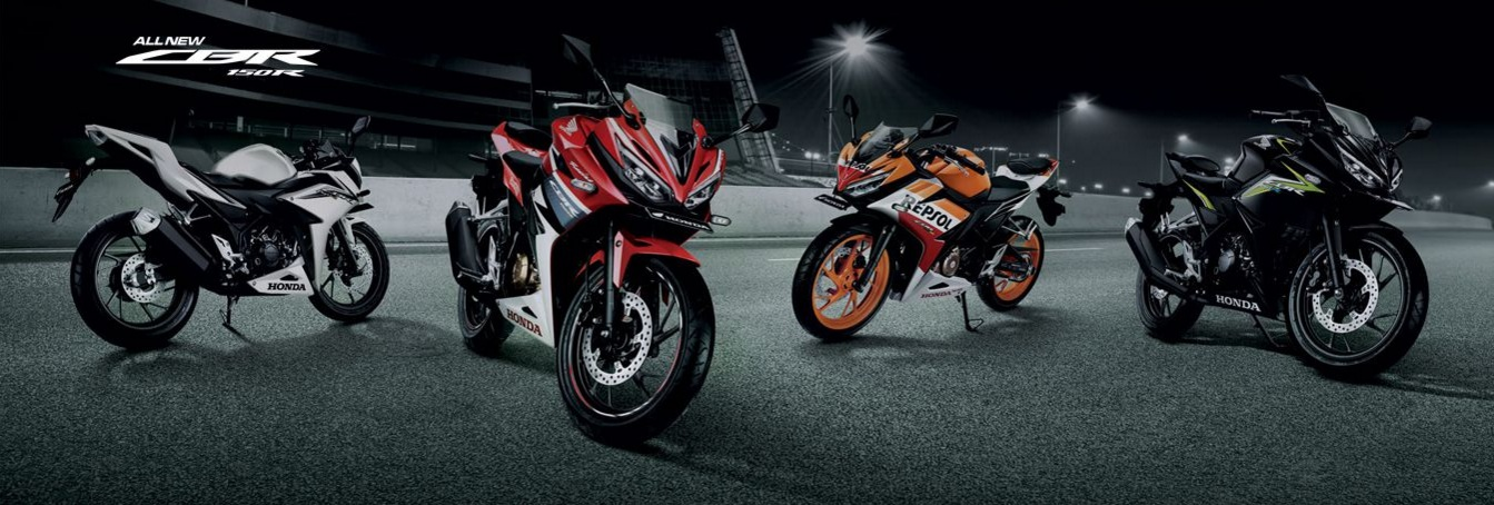 Honda CBR 150R Cover photo