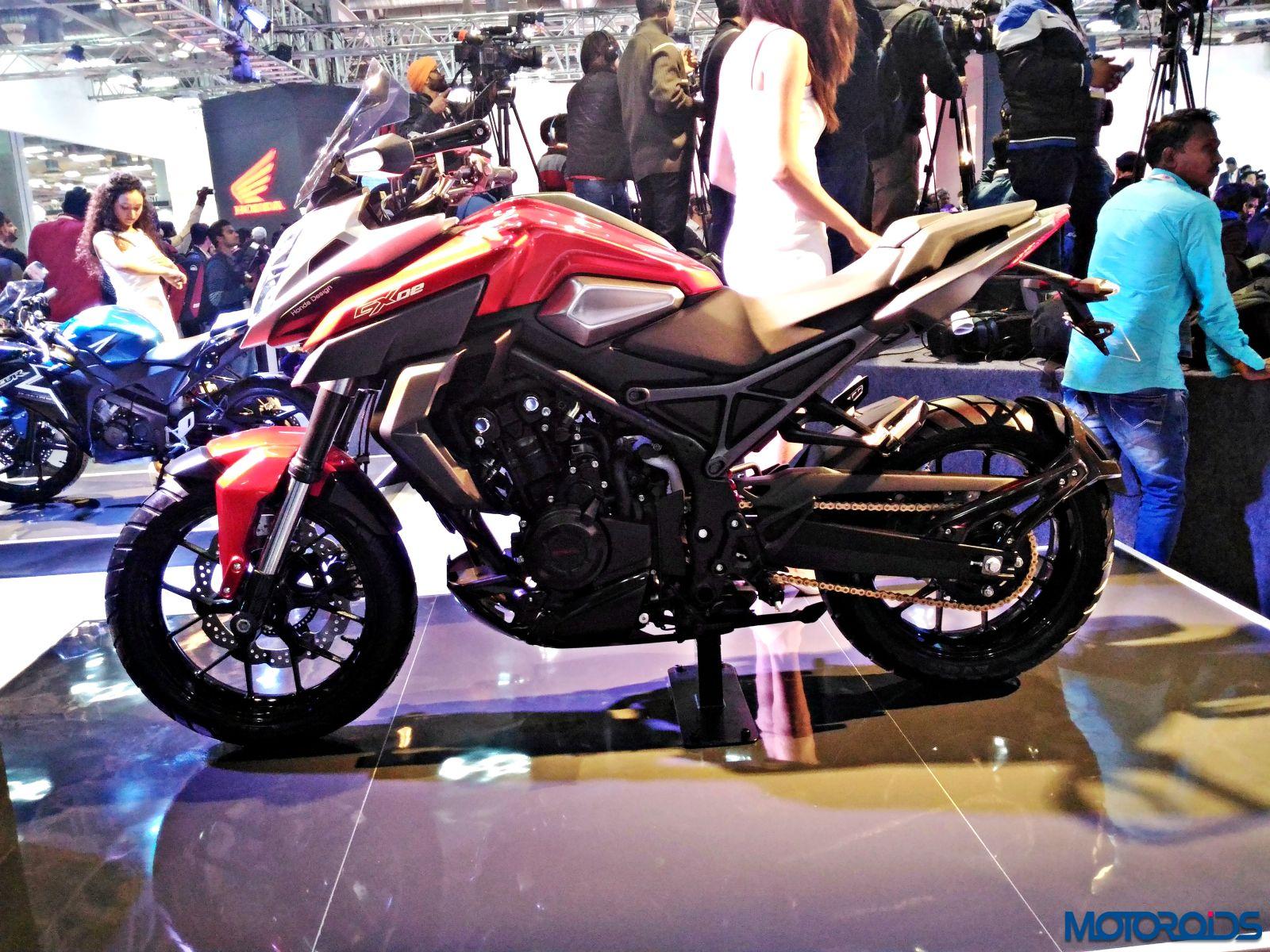 Honda CX-02 Concept - Auto Expo 2016 (4)