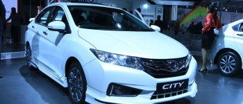 Honda City Body kit Auto Expo 2016  (1)