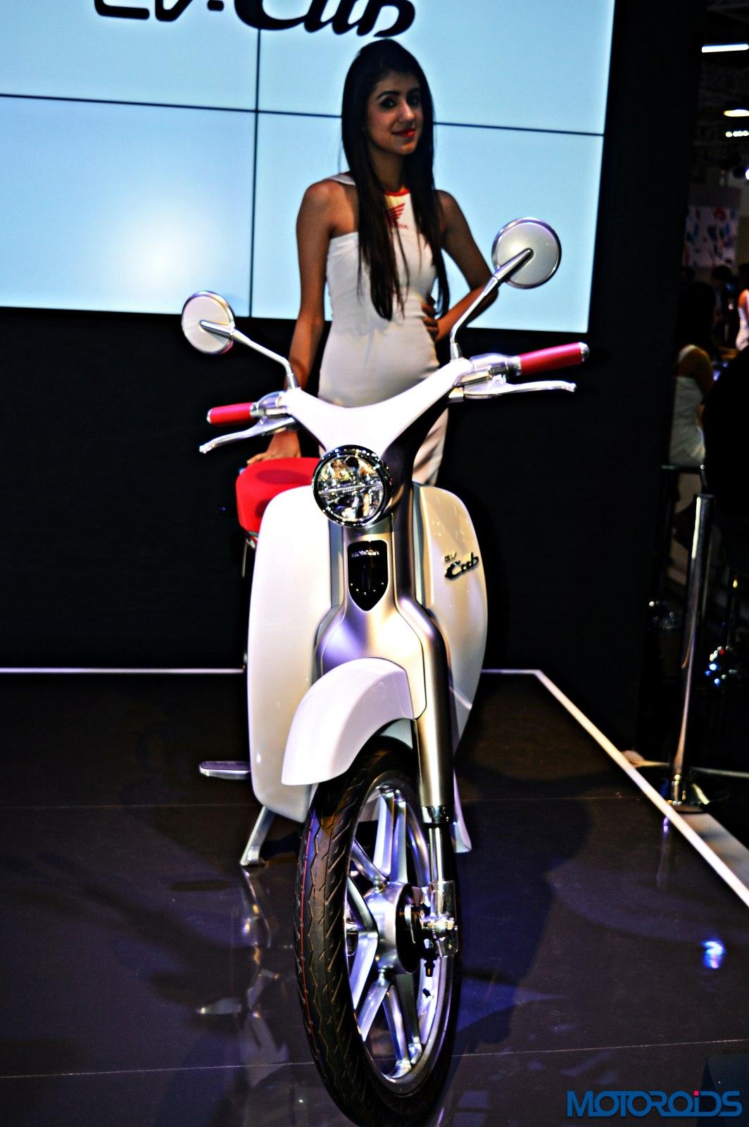 Honda EV-Cub Auto Expo 2016 (2)