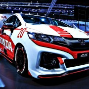 Honda Jazz Racer Concept Auto Expo 2016 1 180x180 Auto Expo 2016 : The Honda Jazz Racing Concept is a visual treat