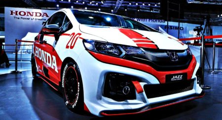Auto Expo 2016 : The Honda Jazz Racing Concept is a visual treat