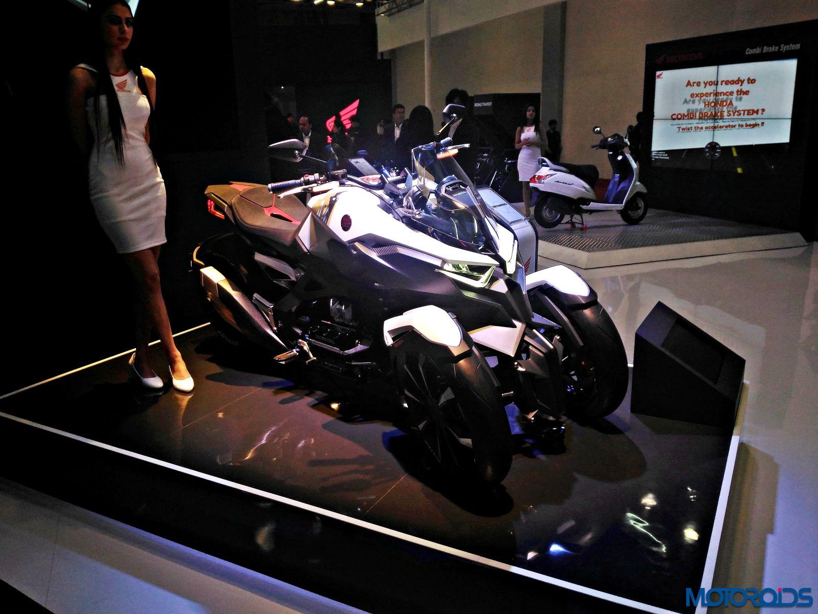 Honda Neowing Concept (1)