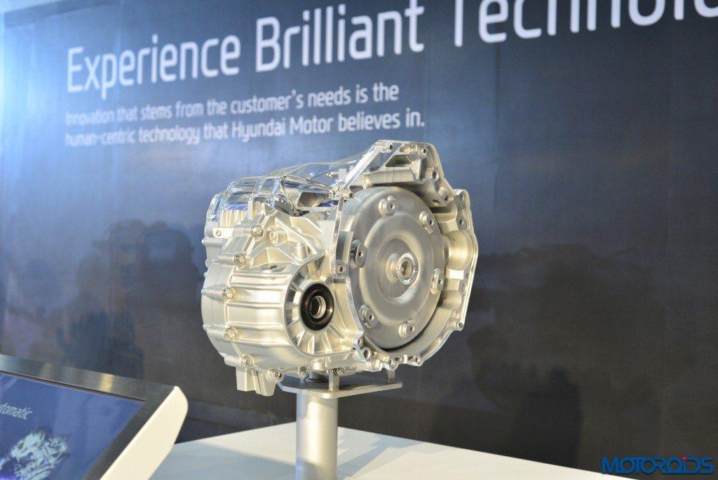 Hyundai FF 8-speed Automatic Transmission (6)