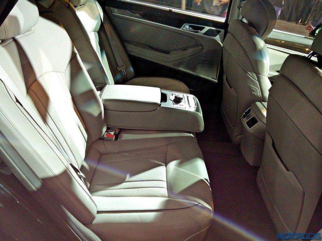 Hyundai Genesis India (20)