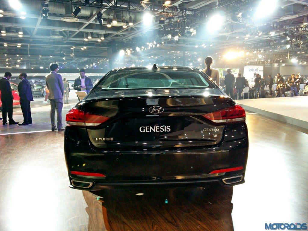 Hyundai Genesis India (5)