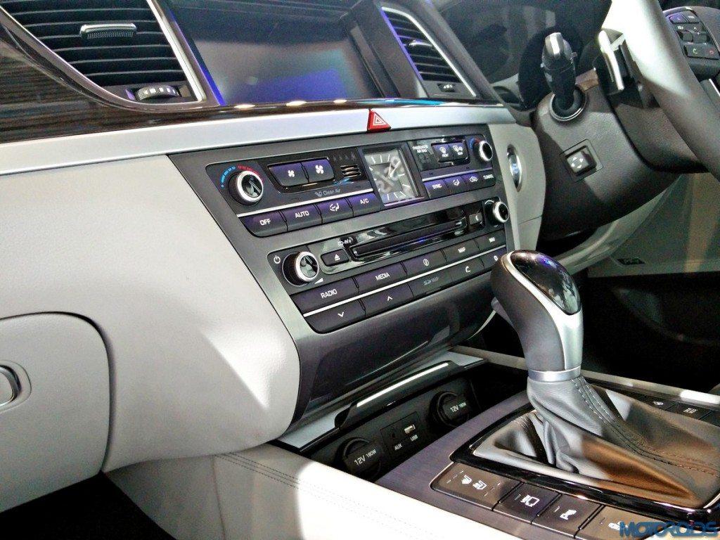 Hyundai Genesis India (9)