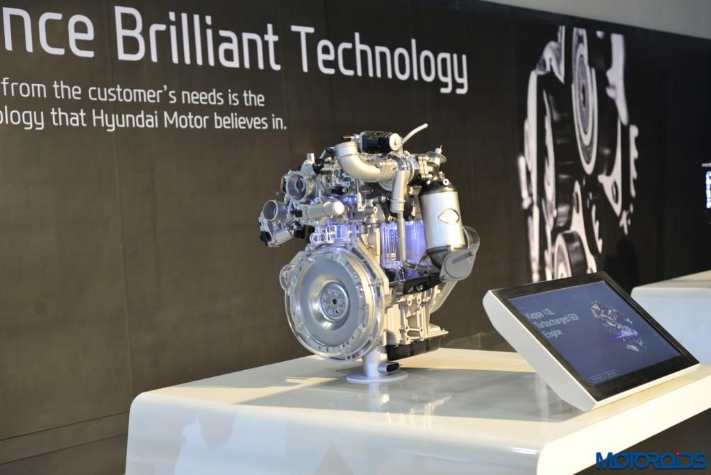 Hyundai Kappa 1.0L Turbocharged GDI Engine (2)