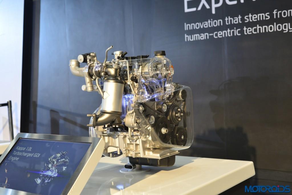 Hyundai Kappa 1.0L Turbocharged GDI Engine (5)