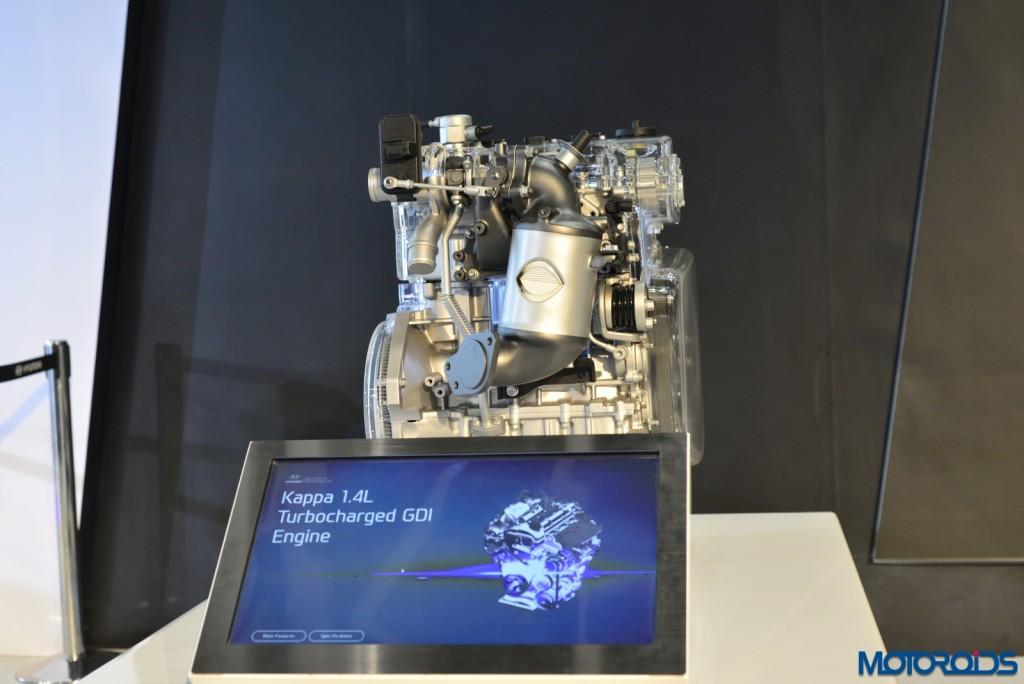Hyundai Kappa 1.4L Turbocharged GDI Engine (6)