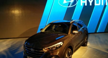 Hyundai Motor India Design Expressions of The All New Tucson showcased