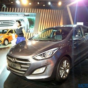 Auto Expo 2016: Hyundai i30 – pictures, specifications and more