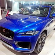 Jaguar F PACE 7 180x180 Auto Expo 2016: Jaguar F PACE showcased in India for the first time