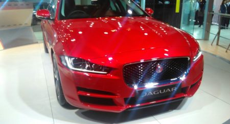 Auto Expo 2016: Jaguar XE launched in India at INR 39.9 lakh