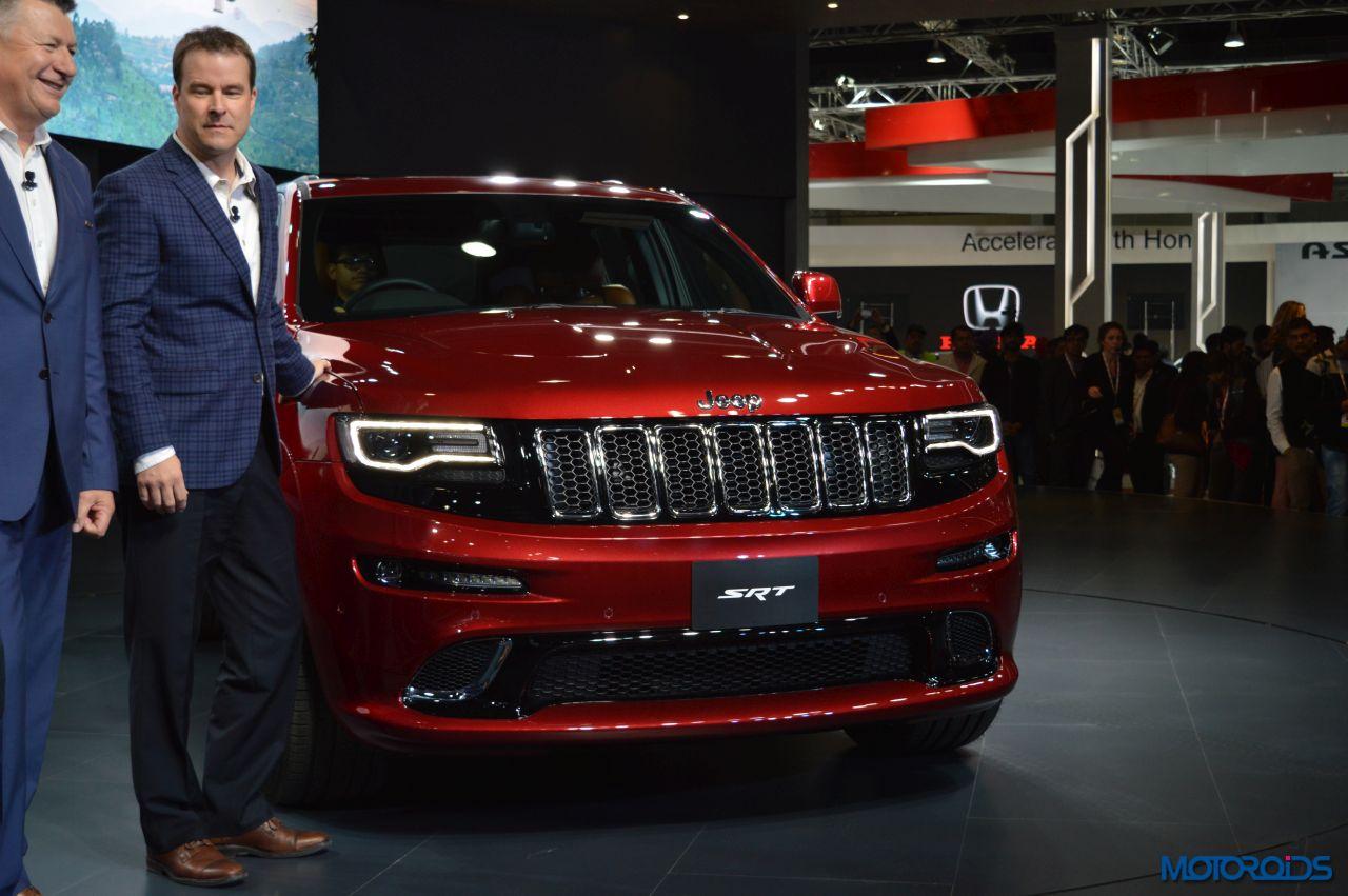 Jeep Grand Cherokee SRT Auto Expo (8)