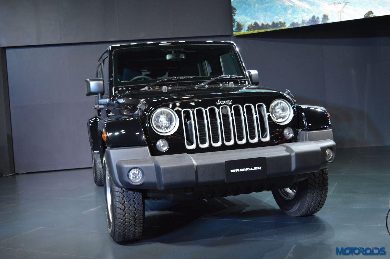Jeep Wrangler Unlimited Auto Expo 2016 (7)