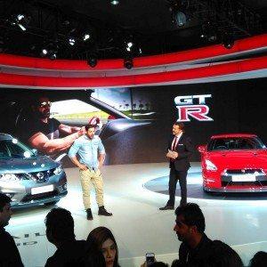 [ Video ] Auto Expo 2016: Nissan India appoints John Abraham as their brand ambassador