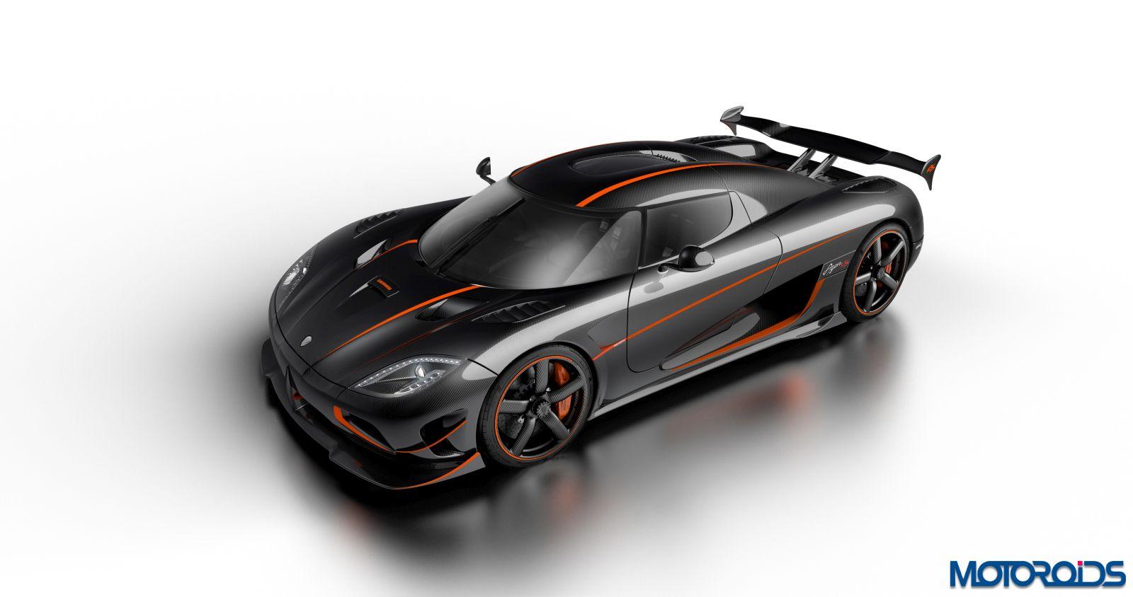 Koenigsegg AgeraRS