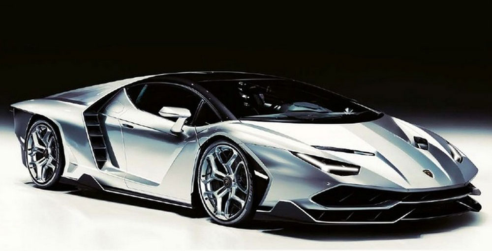 Lamborghini Centenario Render Is Almost The Real Deal Motoroids