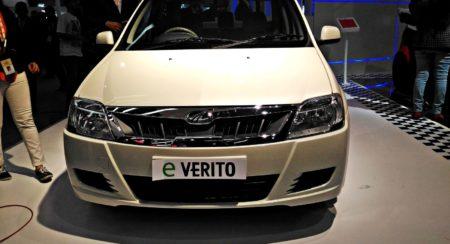Mahindra E-Verito - Auto Expo 2016 (2)