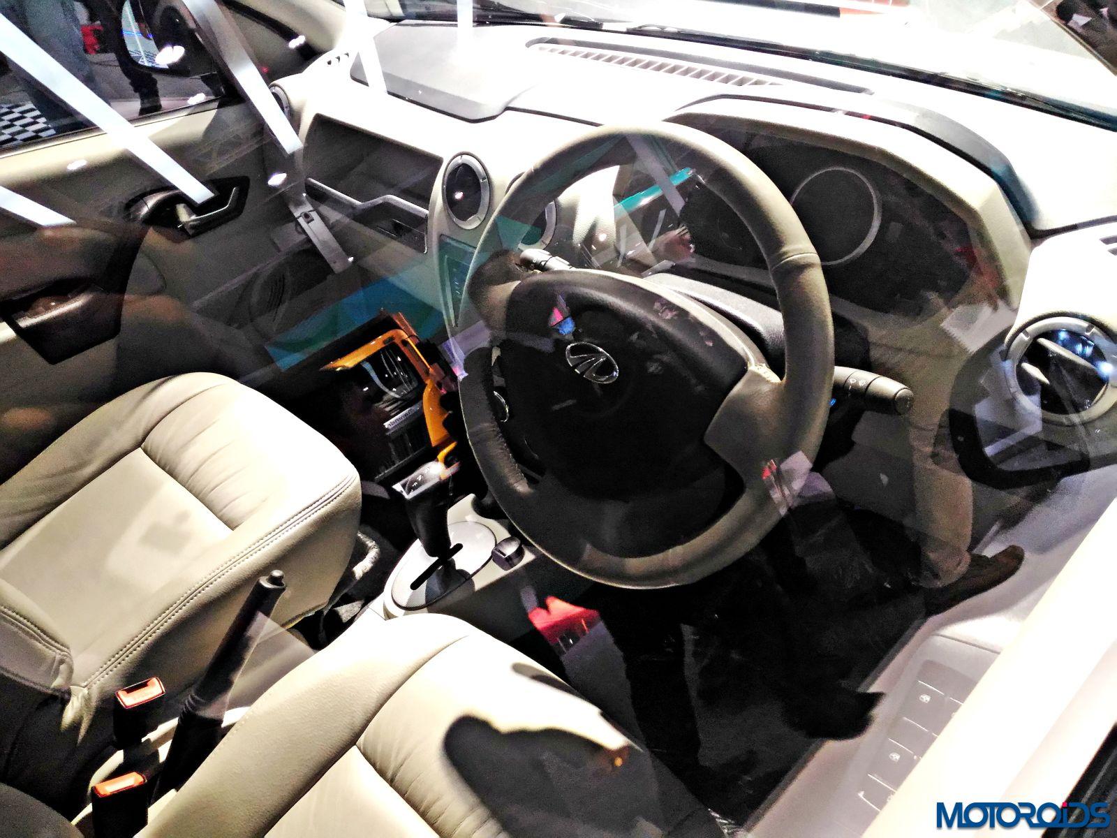 Mahindra E-Verito - Auto Expo 2016 (5)