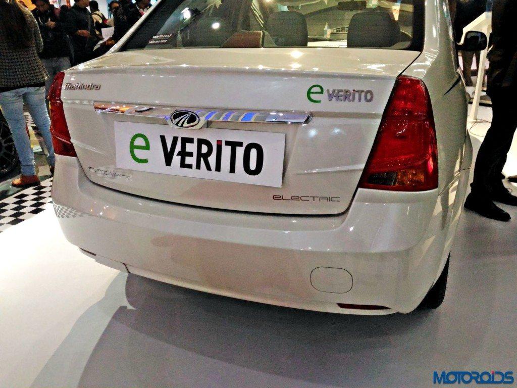 Mahindra E-Verito - Auto Expo 2016 (6)
