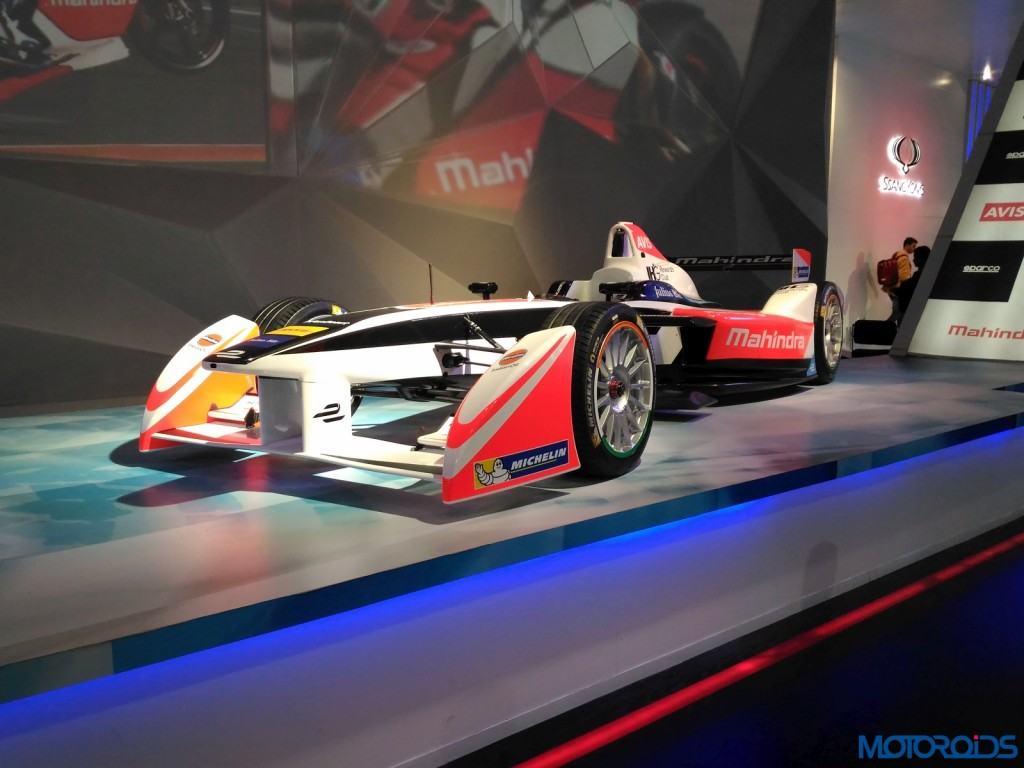 Mahindra Formule E M2Electro (9)