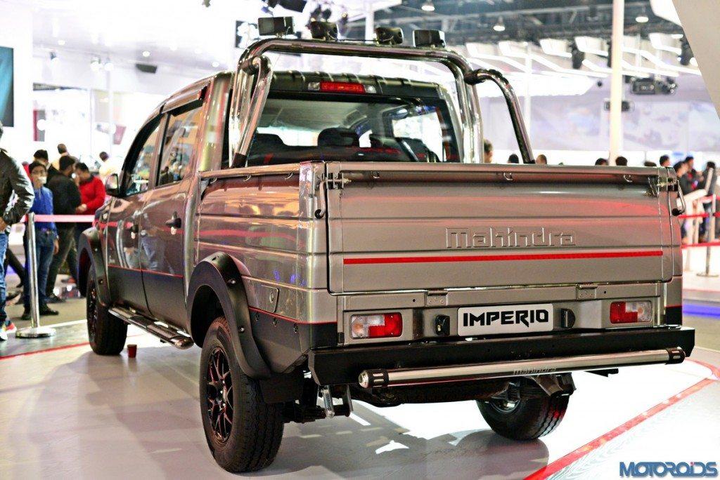 Mahindra Imperio Double Cab Customized Variant (11)