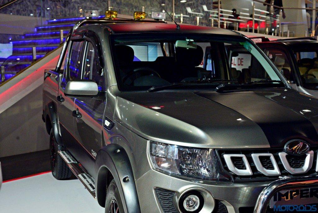 Mahindra Imperio Double Cab Customized Variant (12)