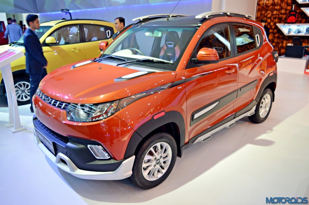 Mahindra KUV100 Xplorer (1)