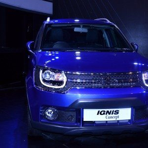 India bound Suzuki Ignis spied testing in Europe