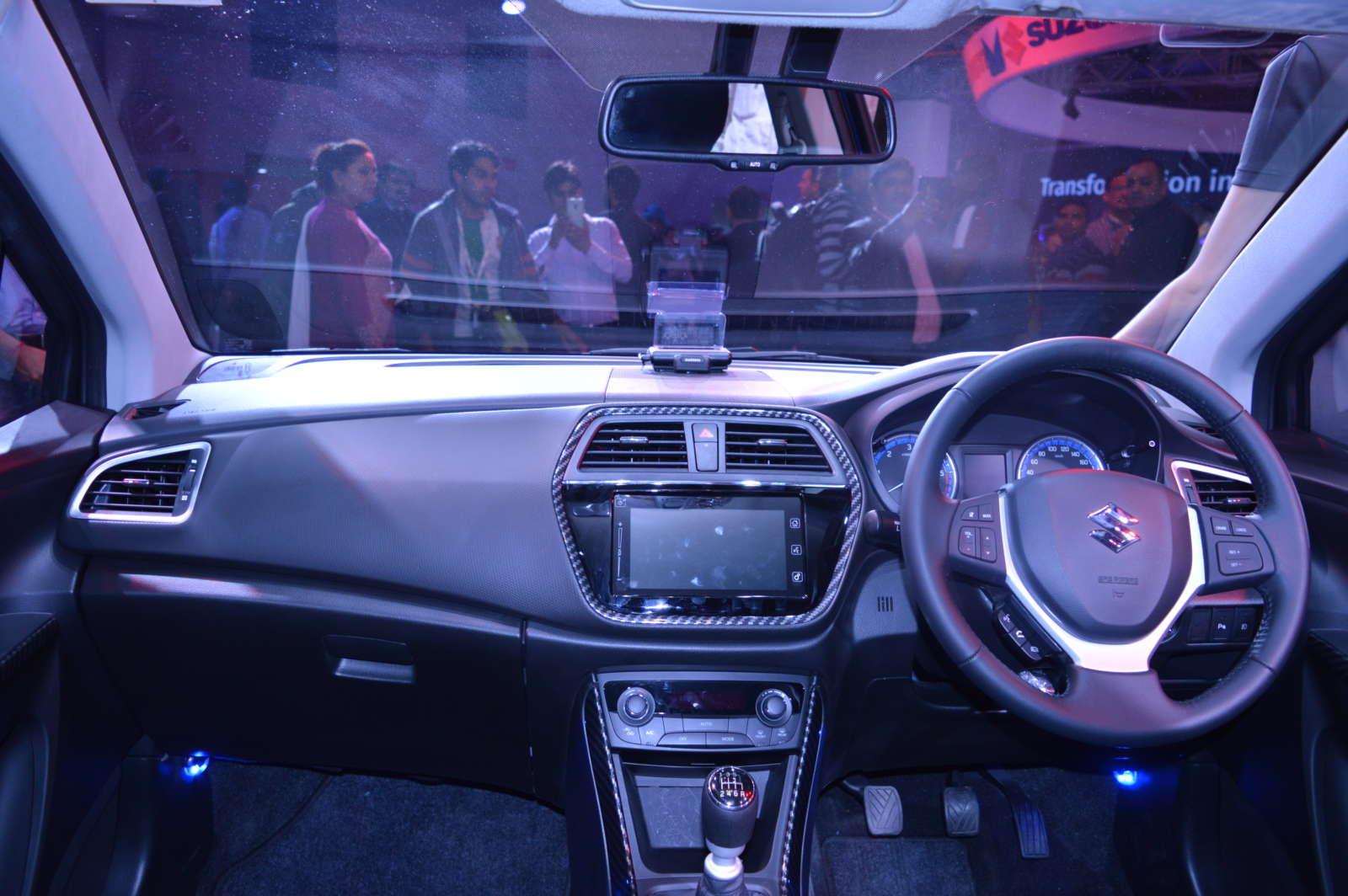 Maruti Suzuki S-Cross LImited edition (22)