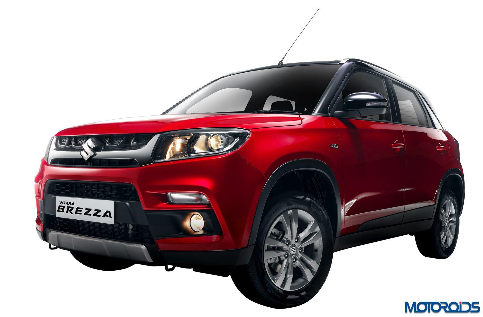 Suzuki Brezza Petrol